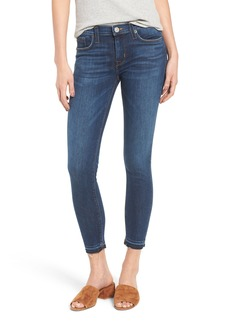 Hudson Jeans Krista Crop Super Skinny Jeans (Dream On)