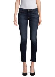 Hudson Jeans Krista Distressed Skinny Pant