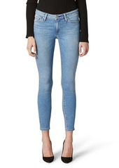 Hudson Jeans 'Krista' Rip & Repair Ankle Super Skinny Jeans (Aerial)