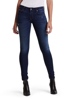 Hudson Jeans Krista Super Skinny Jeans (Excursion)