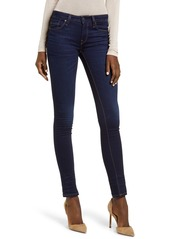 Hudson Jeans Krista Super Skinny Jeans (Requiem)