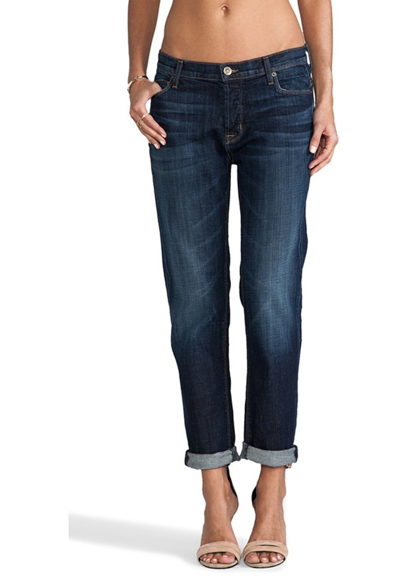 Hudson Jeans Leigh Boyfriend in Liberty