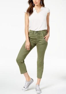 Hudson Jeans Leverage Cropped Pants