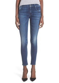 Hudson Jeans 'Lilly' Mid Rise Skinny Jeans