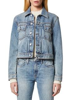 Hudson Jeans Lola Shrunken Trucker Jacket