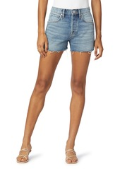 Hudson Jeans Lori High Waist Denim Shorts