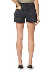 Hudson Jeans Lori High Waist Denim Shorts (Tainted Love)