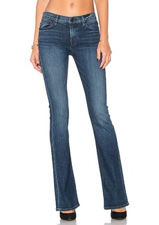 Hudson Jeans Love Bootcut Jean in Blue. - size 24 (also in 23,25,26,30)