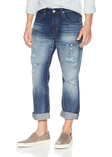 Hudson Jeans Men's Blake Slim Straight Cropped Jeans