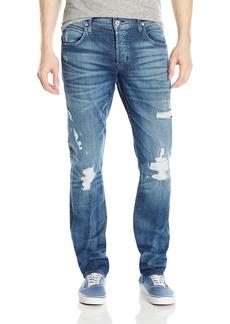 Hudson Jeans Men's Blake Slim Straight Leg Ripped Jean in