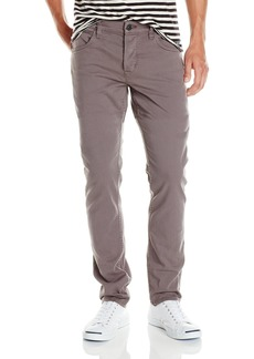 Hudson Jeans Men's Blake Slim Straight Leg Twill Pant