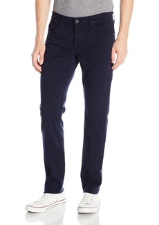 Hudson Jeans Men's Blake Slim Straight Leg Twill Pant  33
