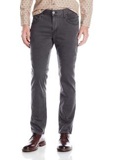 Hudson Jeans Men's Blake Slim Straight Twill Pant