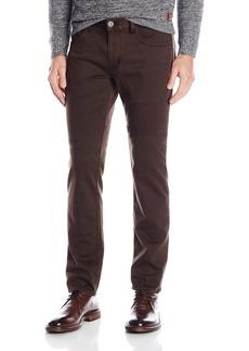 Hudson Jeans Men's Blake Slim Straight Twill Pant  40