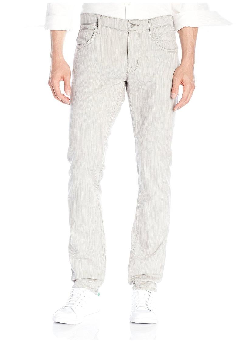 Hudson Jeans Men's Blake Slim Straight Zip Fly