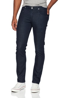 "Hudson Jeans Men's Blake Slim Straight Zip Fly 32"" Inseam"