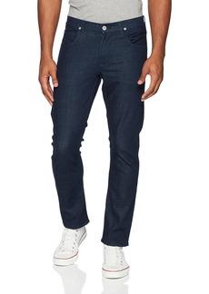 "Hudson Jeans Men's Blake Slim Straight Zip Fly Jeans 30"" Inseam"