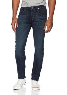 "Hudson Jeans Men's Blake Slim Straight Zip Fly 30"" Inseam"