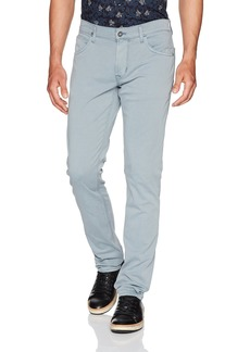 Hudson Jeans Men's Blake Slim Straight Zip Fly Lightweight Twill