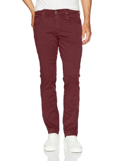 Hudson Jeans Men's Blake Slim Straight Zip Fly Twill