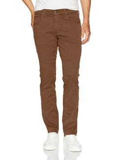Hudson Jeans Men's Blake Slim Straight Zip Fly Twill