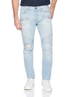 Hudson Jeans Men's Blinder Biker Moto Jeans
