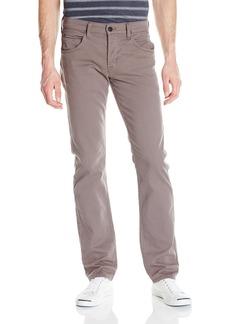 Hudson Jeans Men's Byron 5 Pocket Straight Leg Twill Pant  29