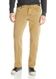 Hudson Jeans Men's Byron 5 Pocket Straight Leg Twill Pant  32