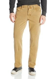 Hudson Jeans Men's Byron 5 Pocket Straight Leg Twill Pant  40
