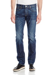 Hudson Jeans Men's Byron 5-Pocket Straight Zip Fly