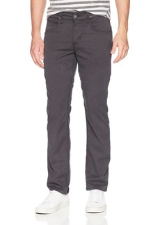 Hudson Jeans Men's Byron Straight Zip Fly Twill
