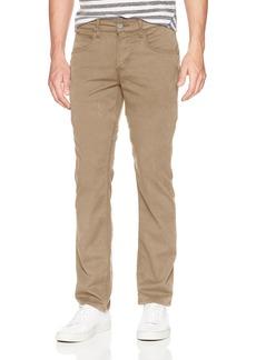 Hudson Jeans Men's Byron Straight Zip Fly Twill