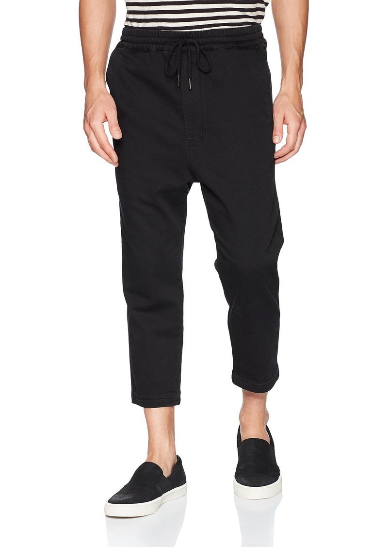Hudson Jeans Men's Leo Drop Crotch Jogger  SM