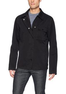 Hudson Jeans Men's Military Jacket  LG