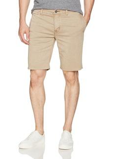 Hudson Jeans Men's River Raw Hem Chino Short