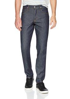Hudson Jeans Men's Sartor Relaxed Skinny raw