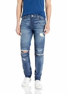 Hudson Jeans Men's The Blinder Biker Denim