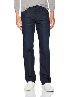 Hudson Jeans Men's Wilde Relaxed Straight Leg Zip Fly Jeans