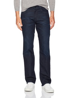 Hudson Jeans Men's Wilde Relaxed Straight Leg Zip Fly