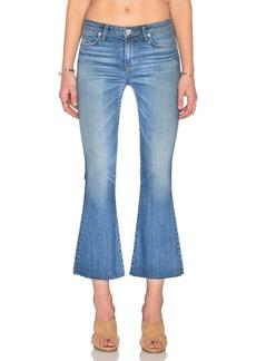 Hudson Jeans Mia 5 Pocket Crop Flare