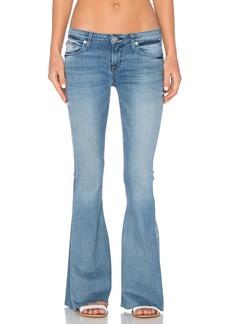 Hudson Jeans Mia 5 Pocket Flare