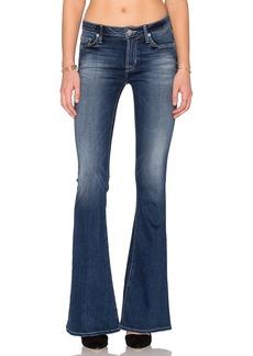 Hudson Jeans Mia 5 Pocket Mid Rise Flare