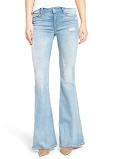 Hudson Jeans Mia Flare Jeans (Aura)