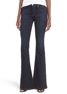 Hudson Jeans 'Mia' Flare Jeans (Night Vision)