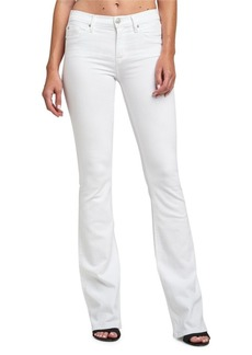 Hudson Jeans Mid-Rise Bootcut Jeans