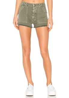 Hudson Jeans Mika Military Short