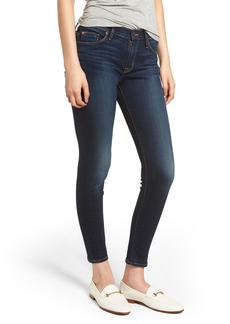 Hudson Jeans 'Nico' Ankle Skinny Jeans (Corps) (Nordstrom Exclusive)