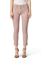 Hudson Jeans Nico Ankle Skinny Jeans (Fleur)
