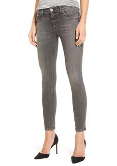 Hudson Jeans Nico Ankle Skinny Jeans (Omega)