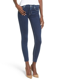 Hudson Jeans Nico Ankle Skinny Jeans (Unruly)